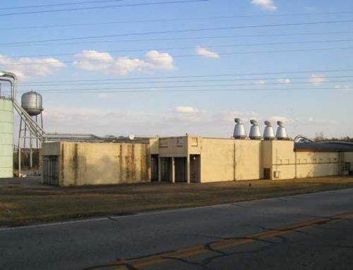 Abandoned Manufacturing Facility – Cornelia, Georgia